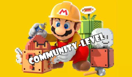 Super Mario Maker 2 - Community-Level